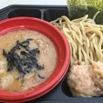 竹本商店 札幌大磯マグロセンター - 本マグロあら炊きつけ麺