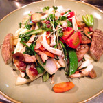 ハルキ - 季節の野菜炒め