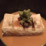 50141566 - 焼き胡麻豆腐