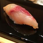 はつね寿司 - 鯵