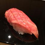 はつね寿司 - 大トロ