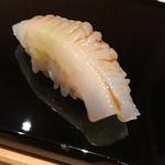 はつね寿司 - 赤イカ
