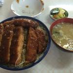 美好食堂 - ソースカツ丼