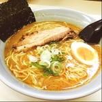 麺々わっしゅ!! - ✨ピリミン✨600yen 大盛100yen(味噌豚骨)  うみぁー◝(⁰▿⁰)◜
