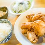 50144010 - 鶏唐揚げ定食
