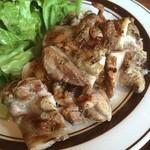 50145217 - ジャークチキン。魚も肉もづけが好き。