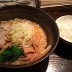 天虎 - ●135+麺大盛+ライス