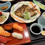 寿司割烹 寿司御殿 - 名物握り膳