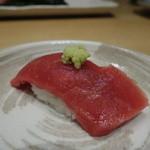 さかなやのmaru寿司 - ☆しっとり鮪赤身(^o^)丿☆