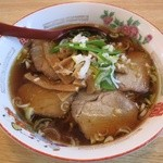 ラーメンきたの - チャーシュー麺(税込770円)
