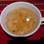 Restaurant OCEM - スープ