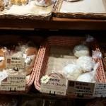 おこめパン&カフェMAGOME - 季節限定パンもたくさん
