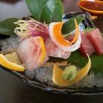 日本料理 花坊-hanabo- - 桜鯛、身が良さそう(未食)