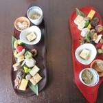日本料理 花坊-hanabo- - 八寸、よく出来ている