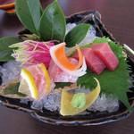 日本料理 花坊-hanabo- - お造里、花