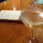 ピノ ノワール - 白グラス