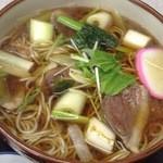 増田屋 - 鴨南ばん蕎麦