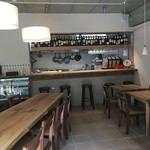 シレーナ - オープンキッチンになっています