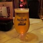 アートレストラン キリストン バー - 生ビール