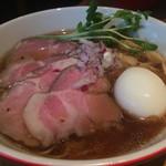 麺処 けんじ - 特製ラーメン大盛(1,080円)