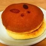 雪華堂 - どら焼き 青(ウグイス)¥150