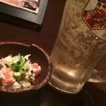 海鮮居酒屋 はなの舞 久米川南口店 - [2016/04/22]