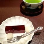 すし青柳 - デザート