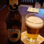 5016863 - とりあえずタスカー! ケニアのビールです!