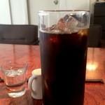 Salvador - ドリンクは、アイスコーヒーで