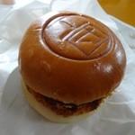 デイリーヤマザキ - 料理写真:工団バーガー「エビカツ」250円