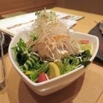 げんき - げんきのご馳走サラダハーフサイズ