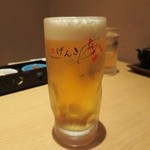 げんき - 生ビール