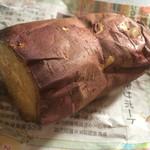 ホットペブルス - 料理写真:石焼き芋