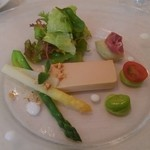 50168815 - 前菜のフォアグラ