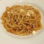 50169752 - トマトソースとバジリコのスパゲティ