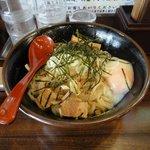油屋製麺 - 油そば