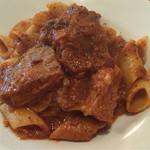 50170569 - 和牛肉とレモン豚の煮込みミートソース ラグー メッツァペンネ(並盛)
