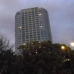 50170719 - 赤羽橋から直ぐのザプリンスパークタワー東京にあります。