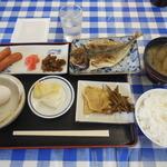 東松館 - 料理写真:朝食