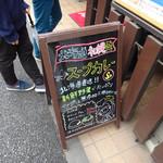 東京らっきょブラザーズ - 外看板