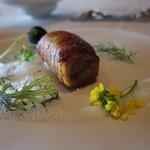 50175599 - メインの牛肉のジャガイモ巻き