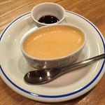 カフェスタイルコジロウ - プリン350円