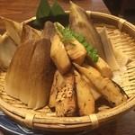 ふなっ子 - 焼き筍