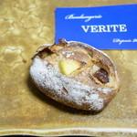 ブーランジェリー ヴェリテ - カンパーニュ 栗と柚子