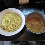 フジヤマ 55 - 料理写真:濃厚つけ麺 あつもり 大盛