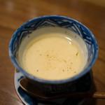 佳肴みを木 - 鴨の茶わん蒸し