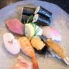 鮨 割烹 若竹 - 料理写真:若竹上握りランチ¥2000(税込)茶碗蒸し・吸物付