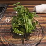赤身焼肉USHIO - サラダ