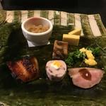 まるた海道 - 料理写真:[2016.3]八寸☆