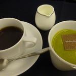 "Passage 53 - ジャン=ポール・エヴァン特製 ""プリマヴェーラ""と3月のこだわりのコーヒー タンザニア・デュエット"
